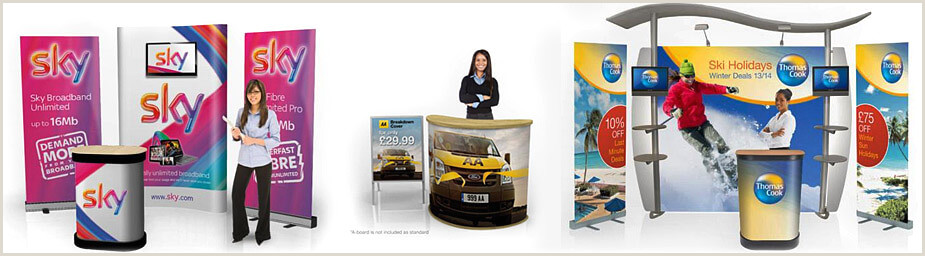 Trade Show Banners And Stands Exhibition Stands Trade Show Display Stands & Event Marketing
