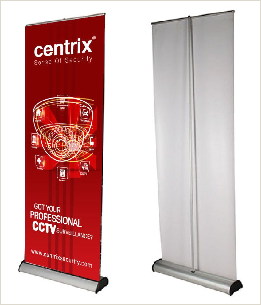 Trade Show Pull Up Banners Jmd Enterprises Aluminium Retractable Rollup Banner Stand