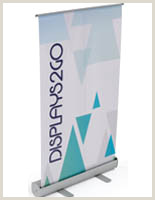 Trade Show Pull Up Banners Retractable Pull Up Banner Stands