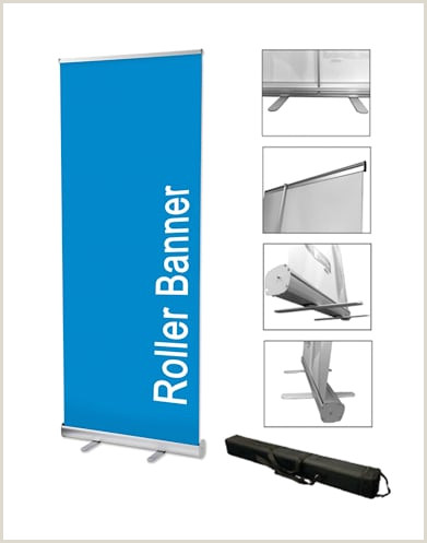 Trade Show Pull Up Banners Roll Up Banner Stand