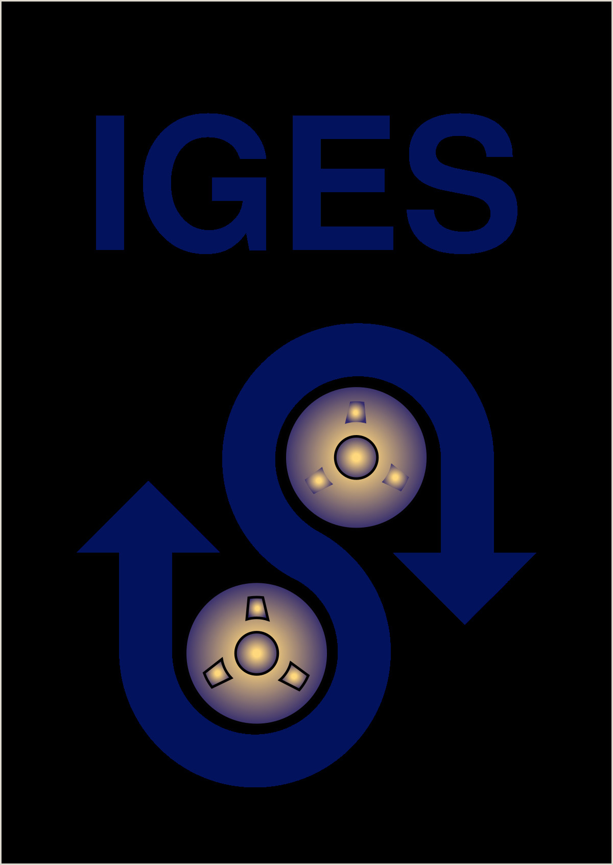 Traditional Business Card Design Iges