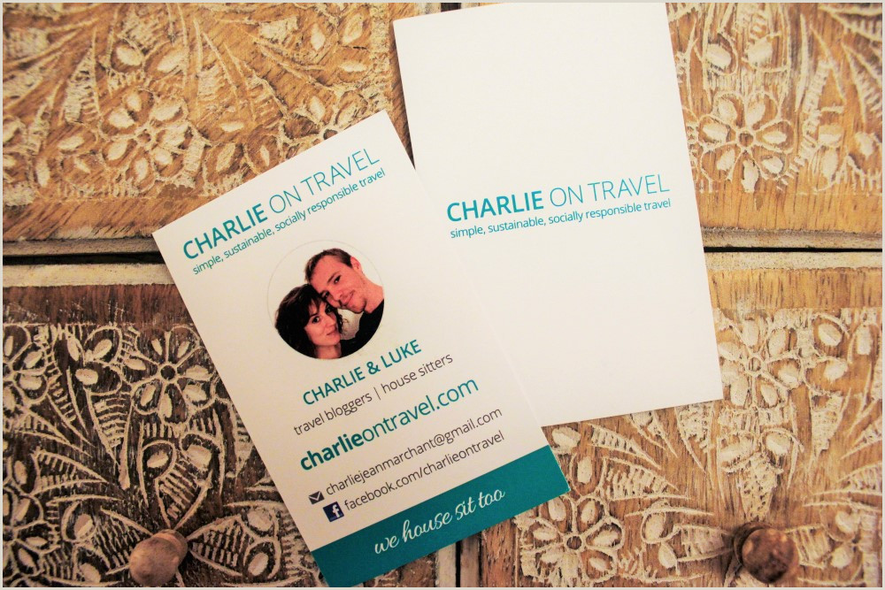 Travel Blog Business Cards Why You Need Travel Blog Business Cards