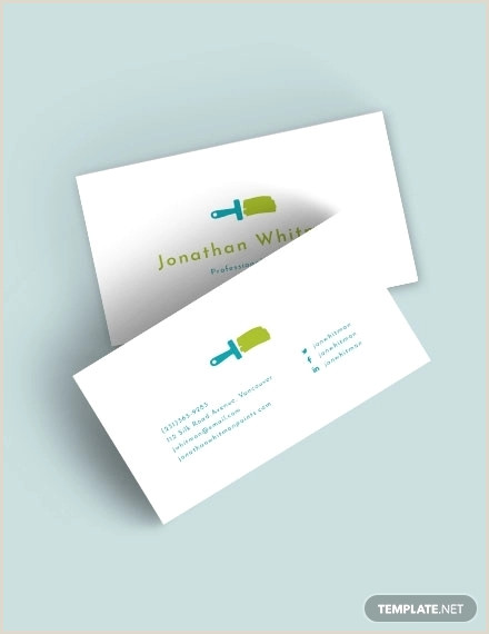 Trends In Business Cards 40 Business Card Templates Psd Ai Word