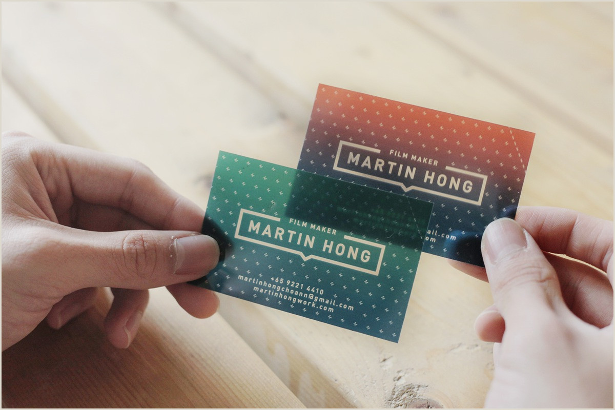Trends In Business Cards 7 Latest Business Card Design Ideas That Work Wonders