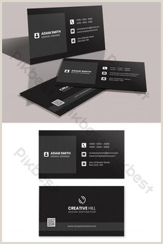Trends In Business Cards 70 Best Card Design Trends Images In 2020