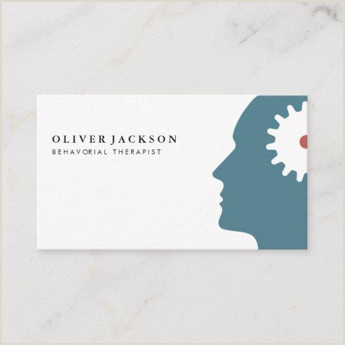 Trends In Business Cards Thinking Mind Icon Business Card Zazzle