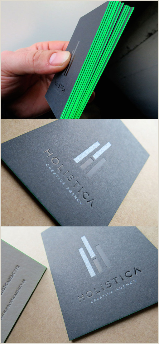 Types Of Business Cards 30 Business Card Design Ideas That Will Get Everyone Talking