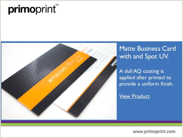 Types Of Business Cards Different Types Of Business Cards