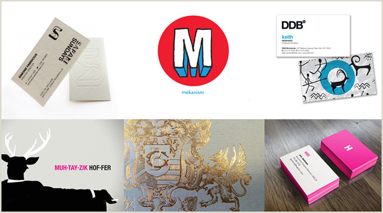 Unique Ad Agency Business Cards The Best Business Cards In Advertising Digiday