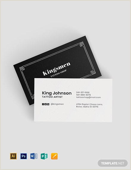 Unique Artist Business Cards 21 Artistic Business Card Templates In Word Psd Apple