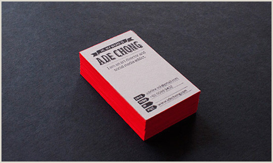Unique Artist Business Cards 50 Impressive Business Cards From Professional Artists