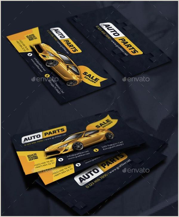 Unique Automotive Business Cards 25 Automotive Business Card Templates Ms Word