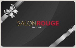 Unique Barber Shop Business Cards Salon Rouge Hair Salon Downtown Ottawa Salons