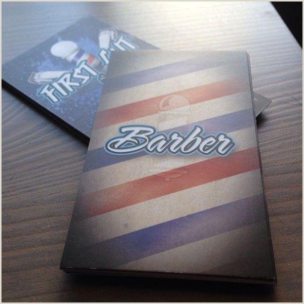 Unique Barbershop Business Cards 20 Creative Examples Of Barbershop Business Card Design