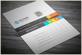Unique Business Card Template 100 Free Creative Business Cards Psd Templates