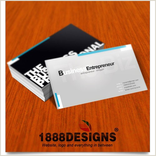"Unique Business Cards ""nancy Nikko"" Creative Green Business Card"