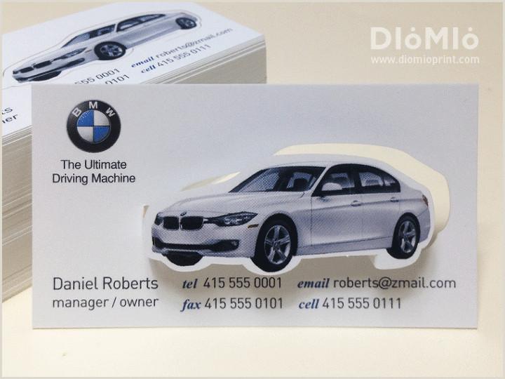 Unique Business Cards Bmw Bmw Business Card