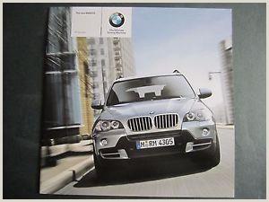 Unique Business Cards Bmw Details About Bmw X5 Series E70 Uk Price List Brochure 2006 3 0i 4 8is 3 0d Se M
