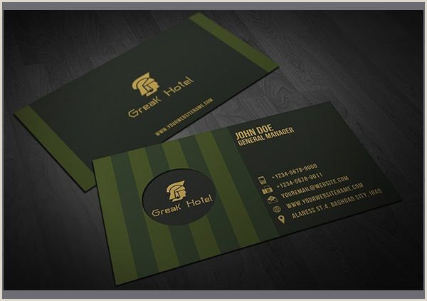 Unique Business Cards Container Hotel 30 Amazing Hotels And Resorts Business Card Designs