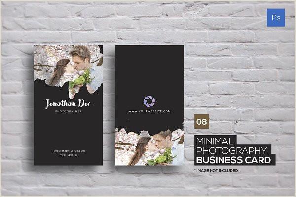Unique Business Cards Florist Stylish Florist Business Card