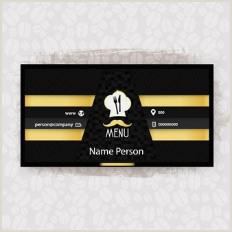 Unique Business Cards For Chefs Free Business Cards For Chefs