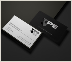 Unique Business Cards For Engineers Engineering Business Cards