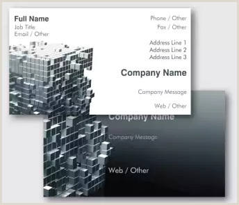 Unique Business Cards For Engineers Top 25 Examples Of Engineering Business Cards From Around