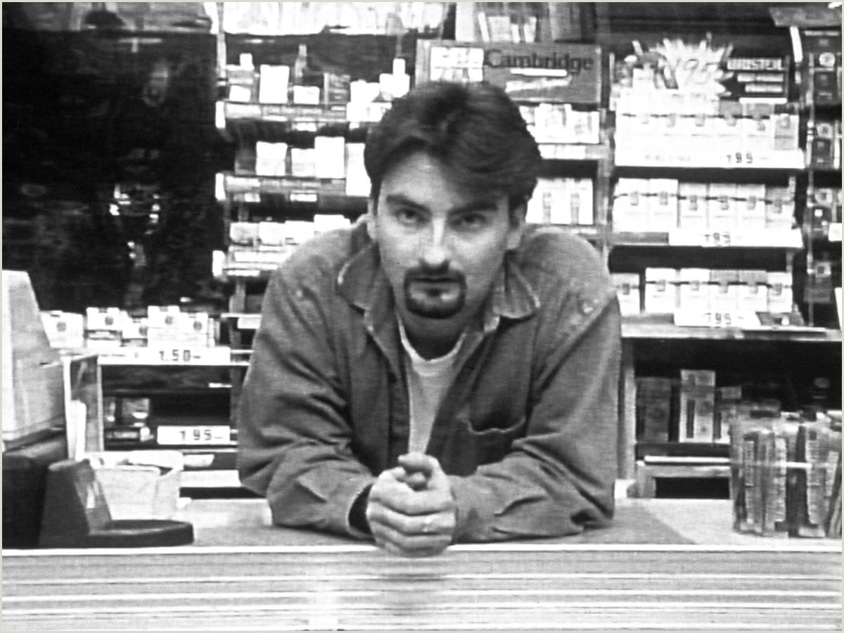 Unique Business Cards For Film Kevin Smith How We Made Clerks Clerks