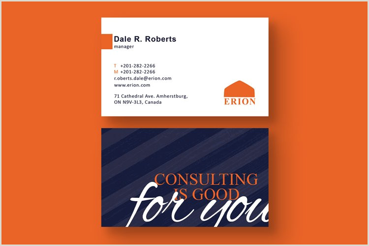 Unique Business Cards For Financial Advisors Financial Advisor Business Card