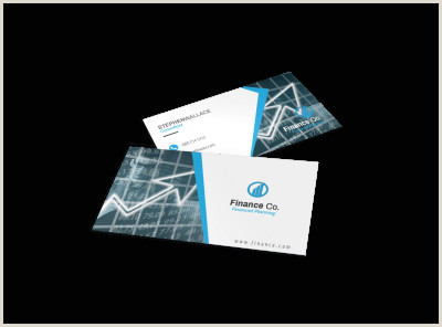 Unique Business Cards For Financial Advisors Financial Services Business Card Templates
