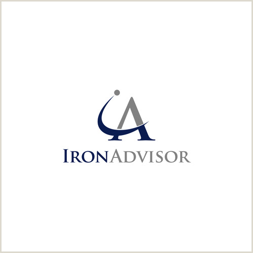Unique Business Cards For Financial Advisors Iron Advisor Iron Advisor We Coach Financial Advisors To