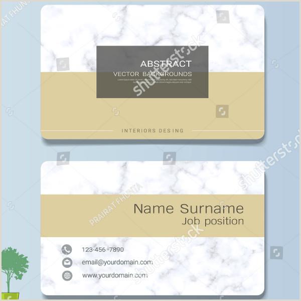 Unique Business Cards For Interior Designers 21 Interior Design Business Card Templates Ai Ms Word
