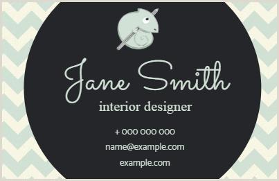 Unique Business Cards For Interior Designers Create Interior Design Business Cards In Just A Few Minutes