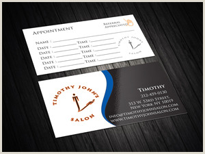 Unique Business Cards For Salons Beauty Salon Business Cards
