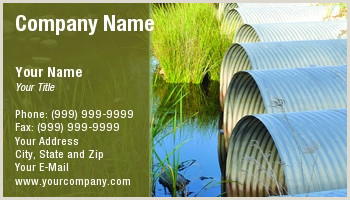 Unique Business Cards For Sewers Sewer Business Cards