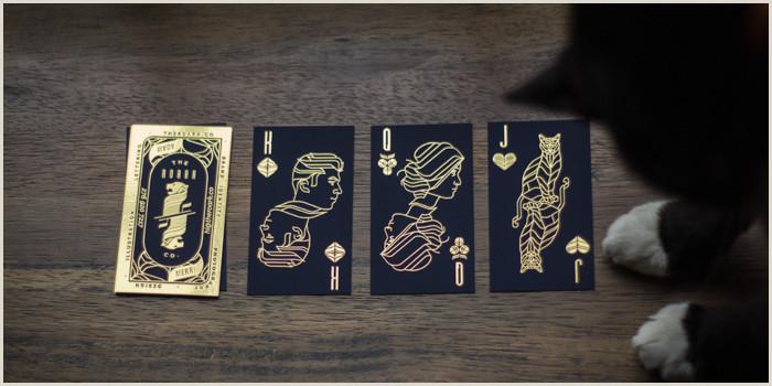 Unique Business Cards Gold Foil Moo Visitenkarten Gold Bilder Kostenlos Drucken