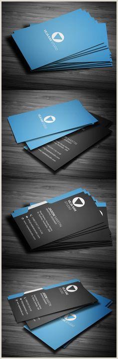 Unique Business Cards Ideas 20 Best Namecard Design Template Images