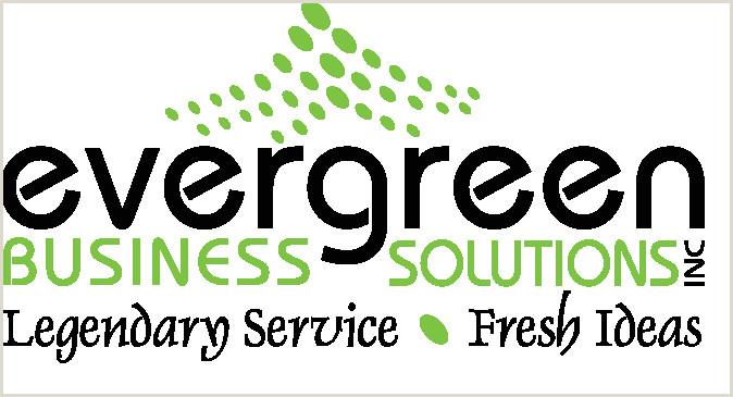 Unique Business Cards Massage Evergreen Business