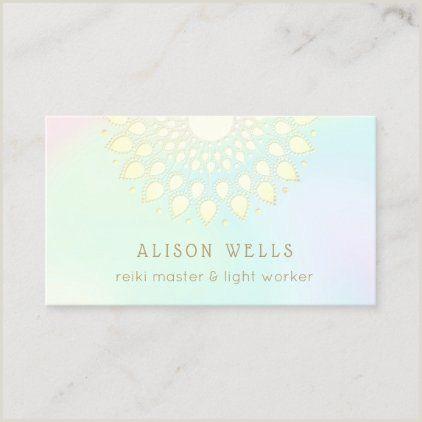 Unique Business Cards Massage Pastel Peony Massage Reiki Yoga Lotus Healer Busin Vozeli