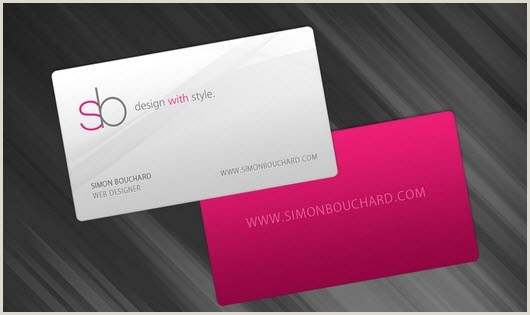 Unique Business Cards Model 100 Beautiful Creative And Minimal Business Cards
