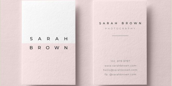 Unique Business Cards Model 110 Minimalist Business Cards Mockups Ideas and Templates