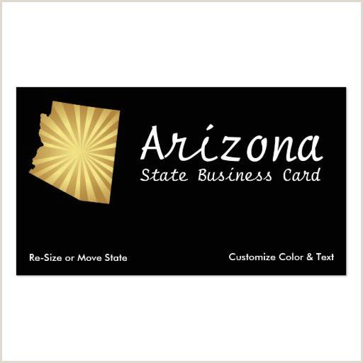 Unique Business Cards Online In Arizona Arizona Business Card Templates