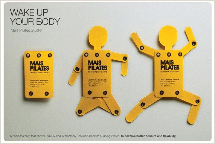 Unique Business Cards, Overnight 32 Creative And Unique Business Cards That Stand Out