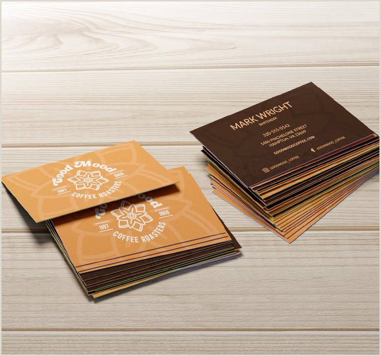 Unique Business Cards, Overnight Sandwich Business Cards