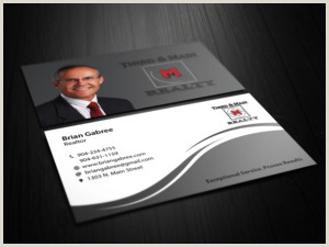 Unique Business Cards Real Estate Real Estate Business Cards
