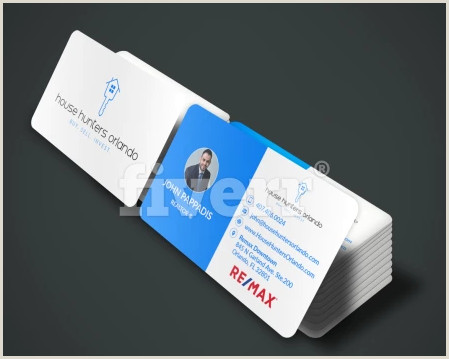 Unique Business Cards Real Estate The Best & Worst Real Estate Business Cards Of 2020