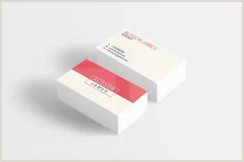 Unique Business Cards Templates 100 Free Creative Business Cards Psd Templates