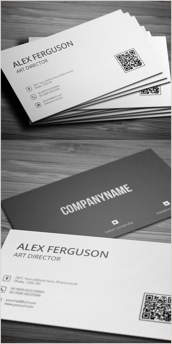 Unique Business Cards Templates 25 Professional Business Cards Template Designs