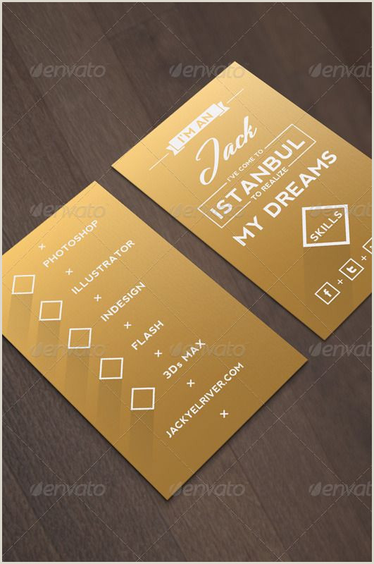 Unique Business Cards To Order Cool Business Card