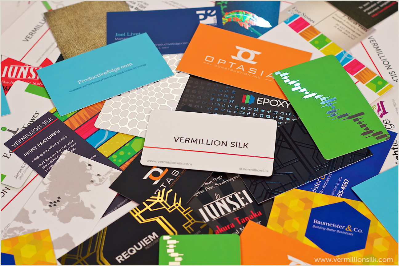Unique Business Cards To Order Ordering Unique Business Cards